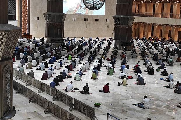 fadilah sholat tarawih